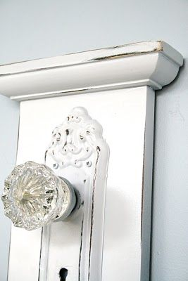 Towel Hook - from 'the House of Smiths'