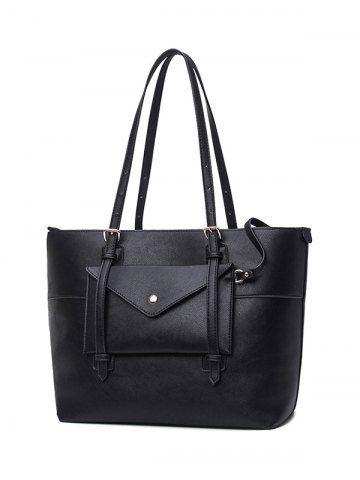 GET $50 NOW   Join RoseGal: Get YOUR $50 NOW!http://www.rosegal.com/shoulder-bags/faux-leather-buckle-strap-handbag-945335.html?seid=2275071rg945335