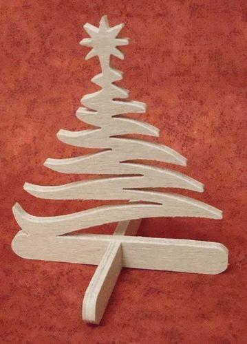 Weihnachtsbaum Holz