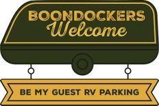 Boondocker's Welcome
