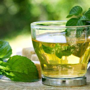 Spearmint Tea Benefits in PCOS. Regular consumption reduces androgen levels. #pcos #PCOS