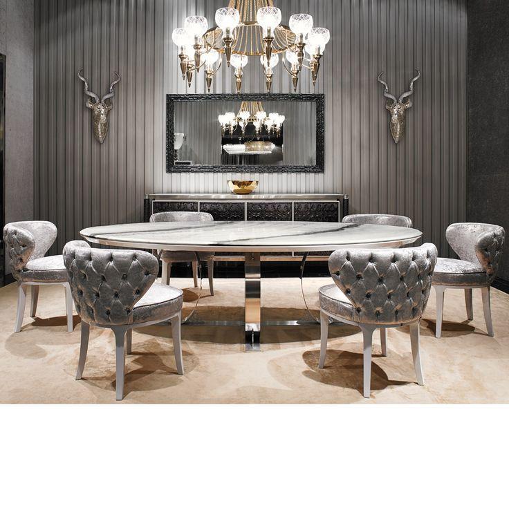 Dining room design ideas #moderndesign #diningroomdesign #closetdesign luxury homes, modern interior design, interior design inspiration . Visit www.memoir.pt
