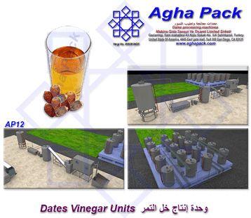 Dates Vinegar Units