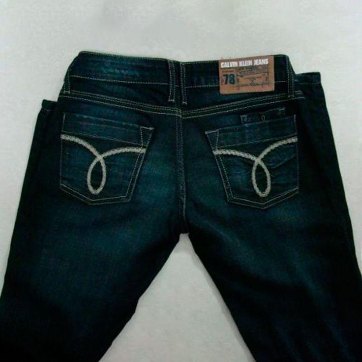 Calça Jeans Masculina Calvin Klein - Shopping 25 Online