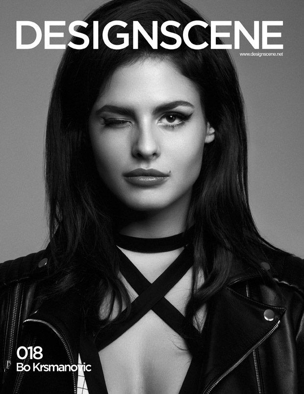 BO KRSMANOVIC Dazzles for DESIGN SCENE Magazine