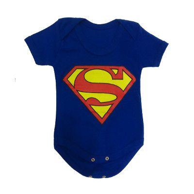 Body infantil Superman