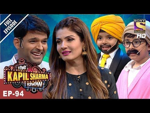 Entertainment and fun: The Kapil Sharma Show - दी कपिल शर्मा शो-Ep-94-Rav...