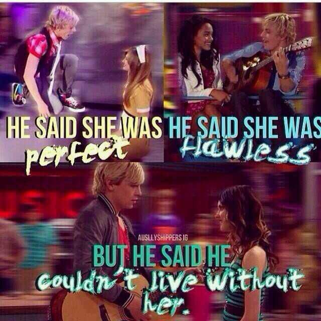 True.  I didn't notice, I can't explain my feelings for this it's just amazing #auslly