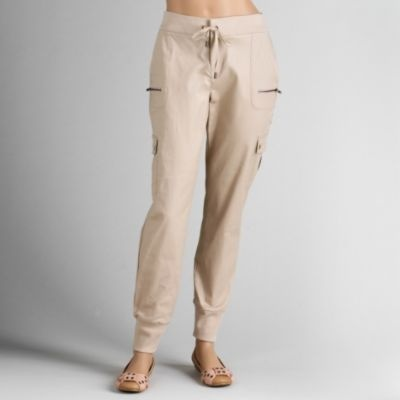 Brilliant Khaki Cargo Pants Women