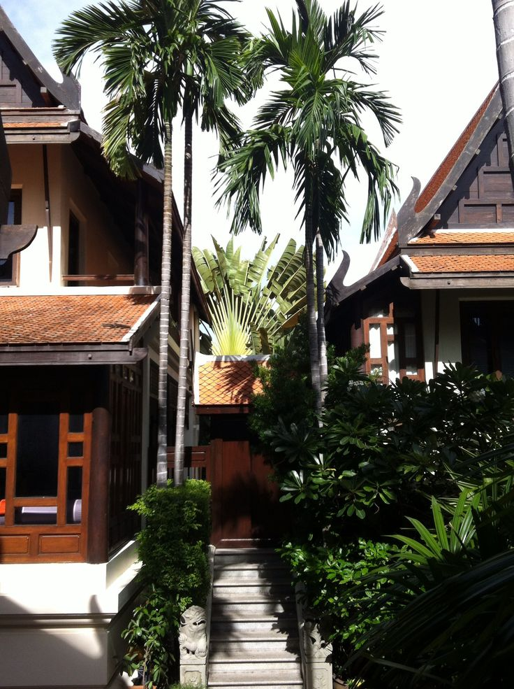 43 best images about thai architecture on pinterest for Thailand architecture