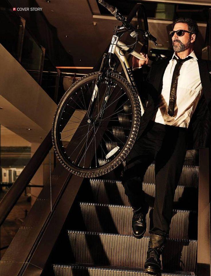 Akshay Kumar  #Filmfare2015 #Bollywood #India #Photoshoot