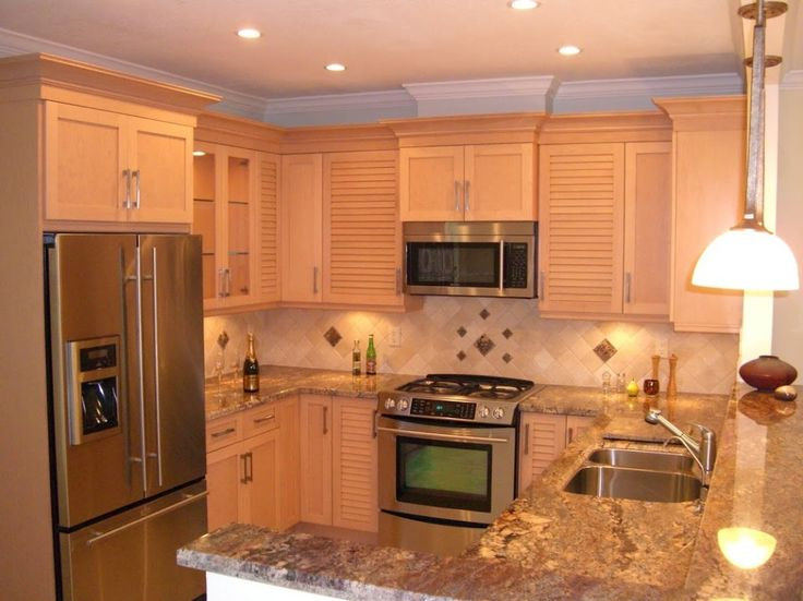 A Gorgeous Kitchen Remodel Done By The Experts At Meltini Kitchen And Bath.  Http: