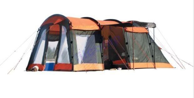 Namiot turystyczny Regatta 5 osobowy