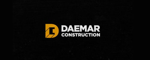 Daemar Construction Logo