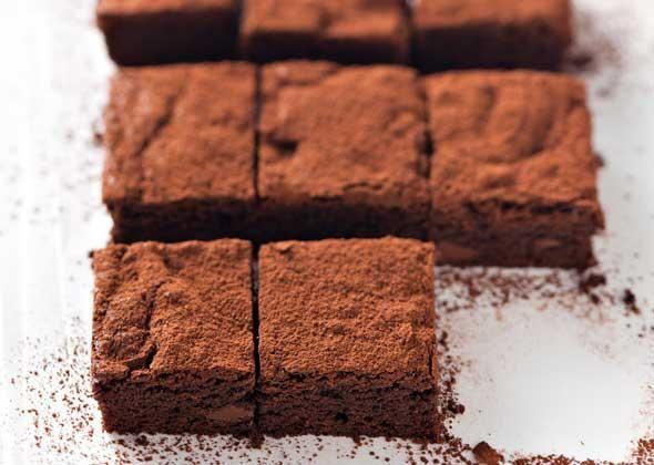 Cómo hacer Brownies en 4 pasos