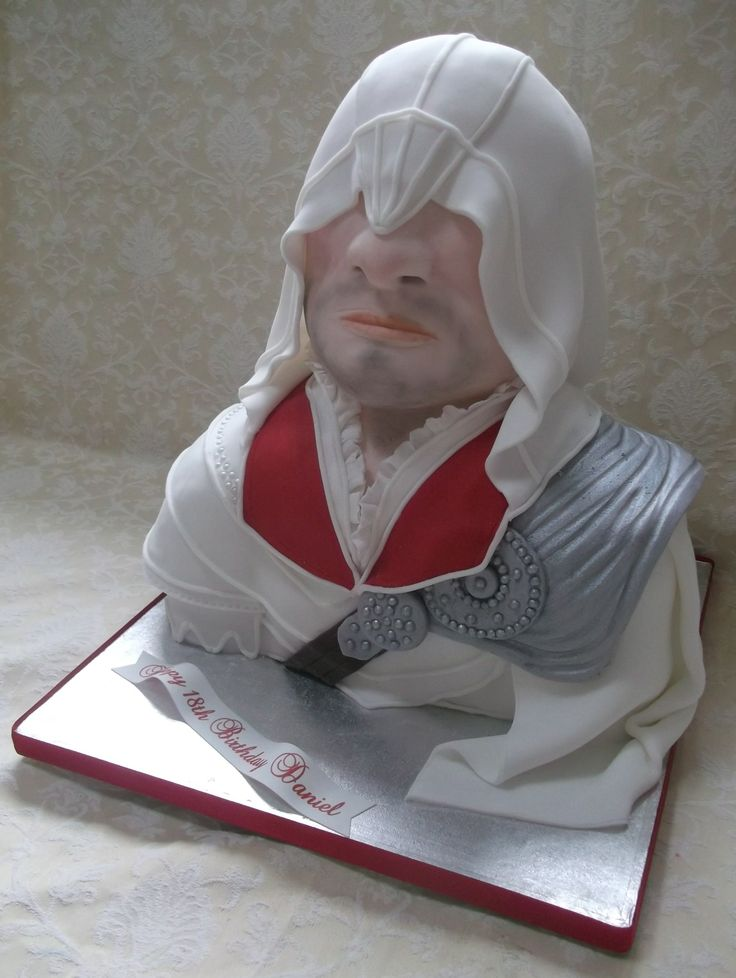 - A cake for all the gamers of Assassin's Creed!