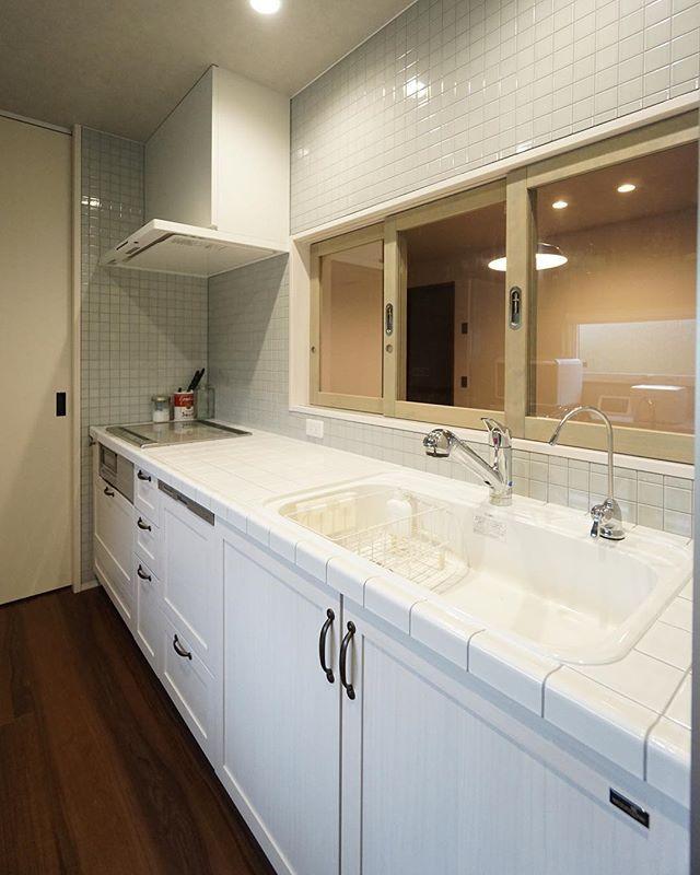 Livingd 第一建設 Hibiki タイル キッチン ネコ対策 独立