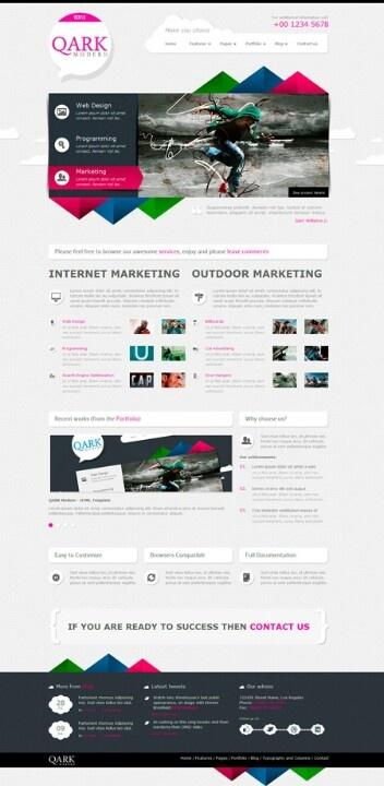 #Creative #webbanner design 83oranges.com