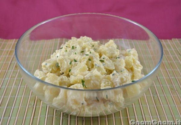 Insalata di patate americana - Gnam Gnam