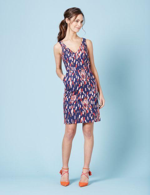Textured Emma Dress