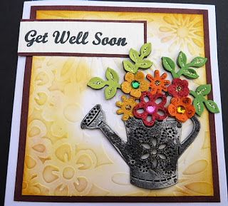 New Beginning.. a space to create..  Chase your passion...follow your bliss...: Get Well Soon Sweet Dixie