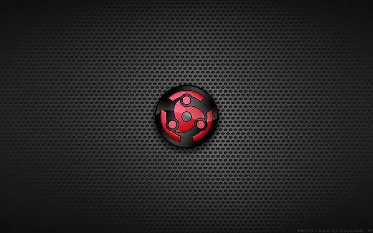 Wallpaper - Madara's Sharingan 'Edo Tensei' Logo by Kalangozilla.deviantart.com on @DeviantArt