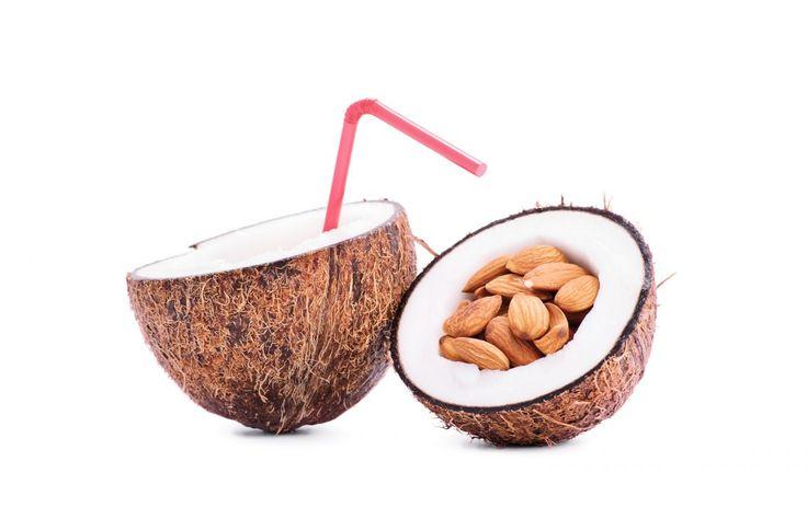 Coconut and Almond Frappuccino