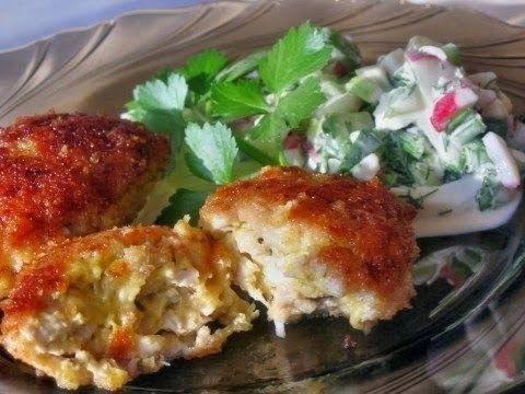 Шустрый повар.: Котлетки куриные очень необычные!