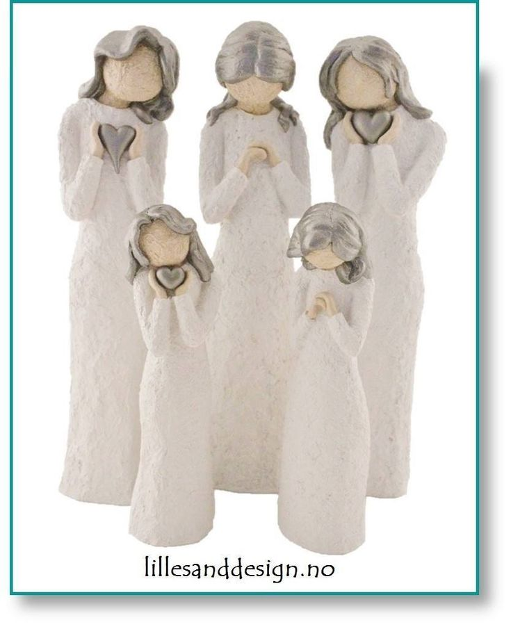 Handmade in Lillesand, Norway. Take a look at all our beautifully sculptured figurines.   https://www.lillesanddesign.no/