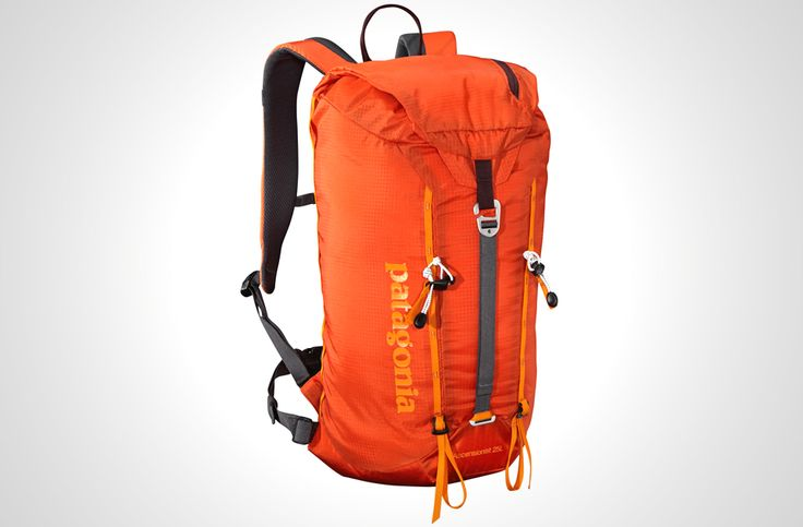 20L台のシンプルなバックパックを集めてみた―その1 Patagonia Ascensionist Pack 25L