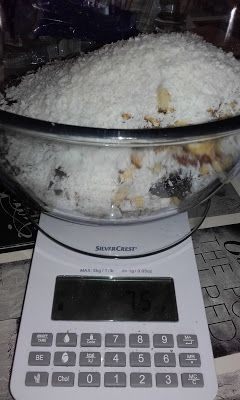 ORCHIDOCA : Paleo granola