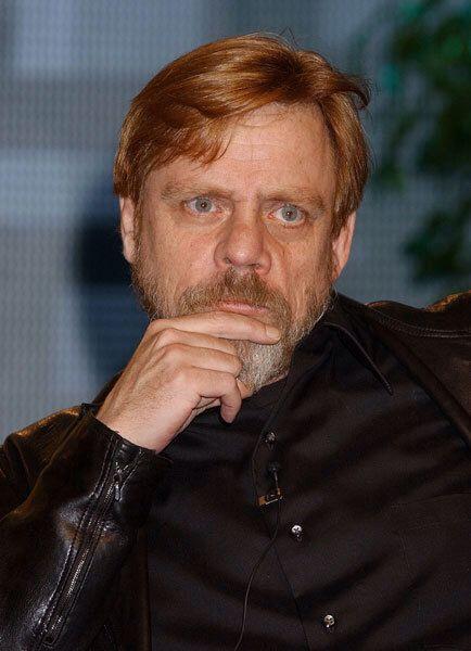 Actor who played Luke Skywalker