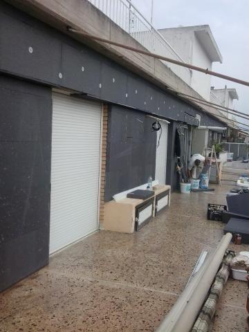 Θερμοπρόσοψη με το σύστημα Thermomaster σε σπίτι στη Θεσσαλονίκη 120m²