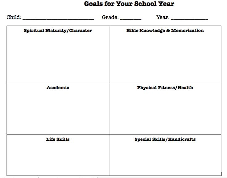 The  Best Goal Charts Ideas On   Goal Setting