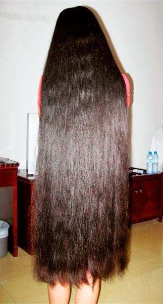 Long long long hair as