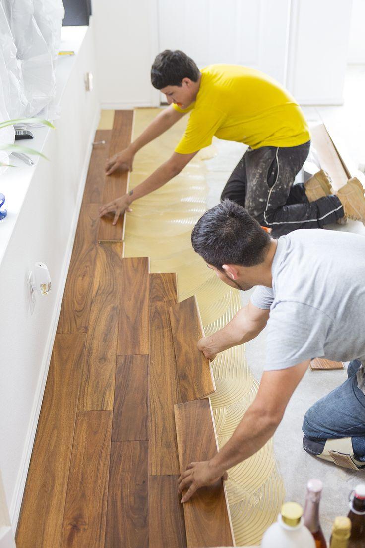 How to Install Engineered Hardwood Floors - 25+ Best Ideas About Engineered Hardwood Flooring On Pinterest