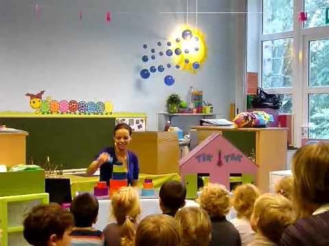 """Tik Tak """"Blaadjes overal"""" - door Juf Marijke - YouTube"""