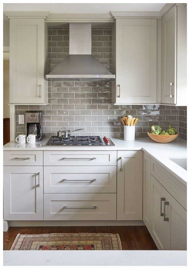 59 Chic Farmhouse Kitchen Design And Decorating Ideas For Fun Cooking Page 6 Of 59 Diy Kitchen Renovation White Kitchen Design Farmhouse Kitchen Backsplash