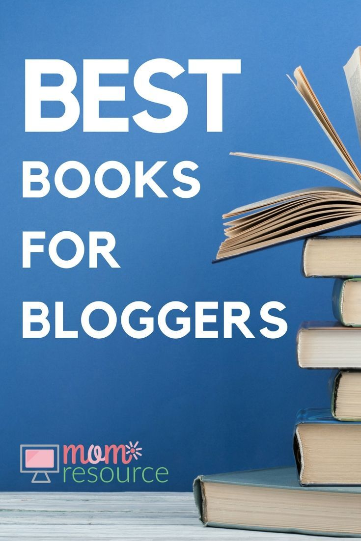 The best books for bloggers 2018 with TIPS from top bloggers
