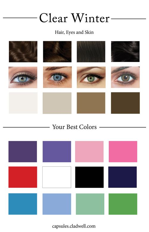 Colors That Go Together 709 best colour analysis images on pinterest | clear spring