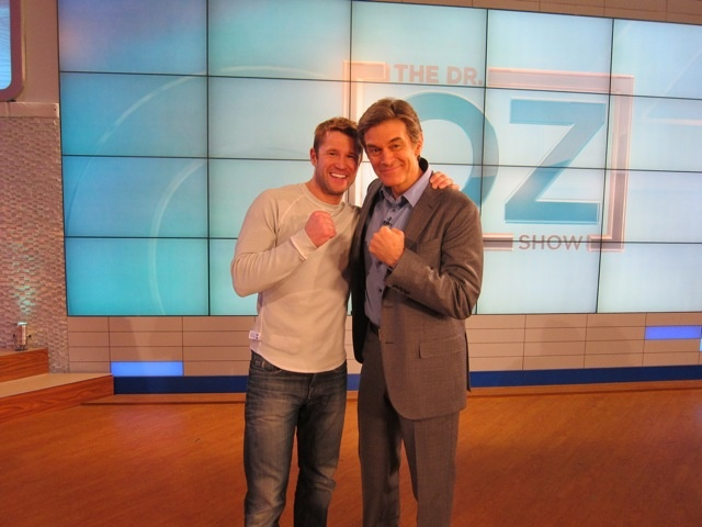 how to get on dr oz show
