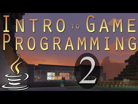 ► Beginner Java Programming - Episode 1: Intro to Game Design - YouTube