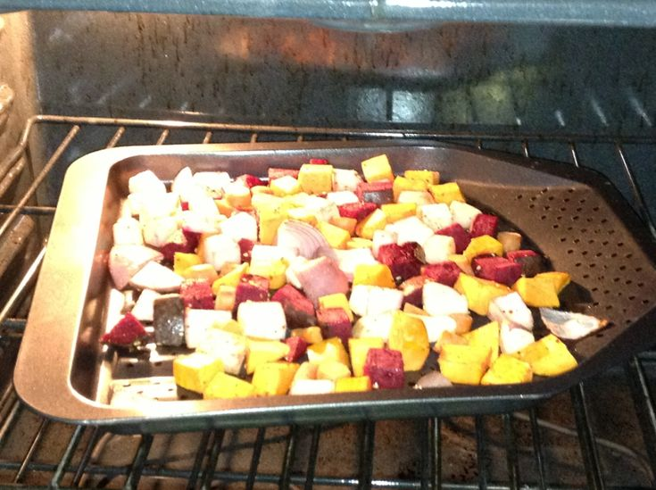 Roasted root vegetables, Roots and Root vegetables on Pinterest