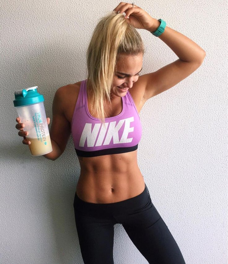 how to get female abs easy