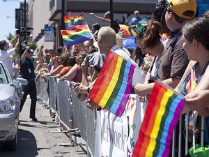 Event: 2015 Chicago Pride Parade