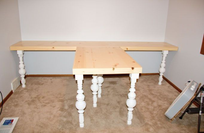 Diy Corner Desk Plans For Your Home Office Deskplans Desk Diy Desk Plans Diy Desk Home