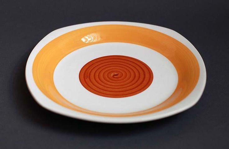 Gefle Stina assietter 18-19 cm på Tradera.com - Gefle -