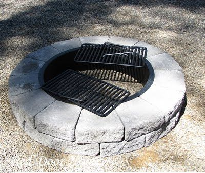 64 Best Images About Fire Pit Ideas On Pinterest