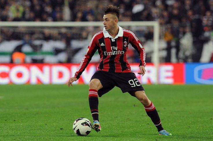 ~ Stephan El Shaarawy of AC Milan ~
