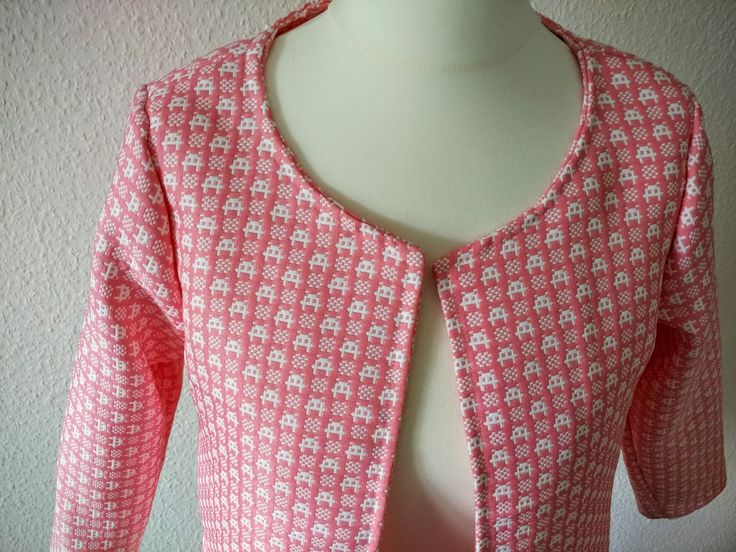 La veste Japon de Made in me couture  http://sarahcommode.tumblr.com/post/143324489946/pixel-art-printanier-la-veste-japon-de-made-in
